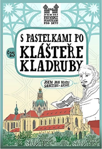 S pastelkami po klášteře Kladruby