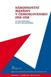 Národnostní menšiny  v Československu  1918–1938