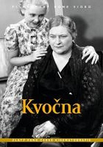 Kvočna - DVD