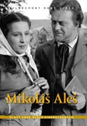Mikoláš Aleš - DVD