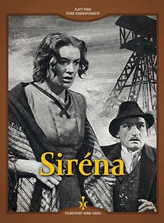 Siréna - DVD