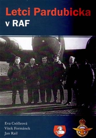 Letci Pardubicka v RAF