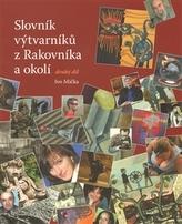 Slovník výtvarníků z Rakovníka a okolí 2.