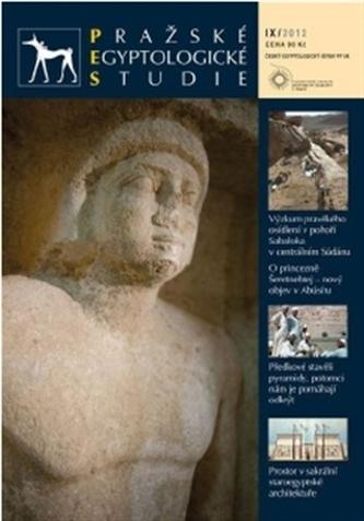 Pražské egyptologické studie  IX/2012