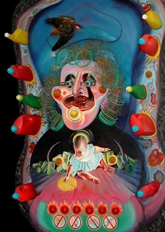 Shalom Neuman. 40 years of Fusion Art 1967-2007