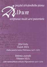 Album pozdně středověkého písma XII/2.