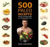 500 paleo receptů