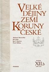Velké dějiny zemí Koruny české XIIb.