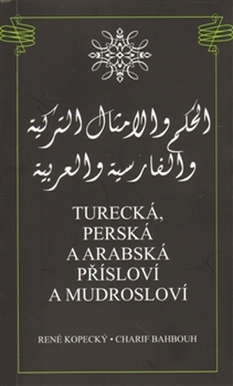Turecká, perská a arabská přísloví a mudrosloví