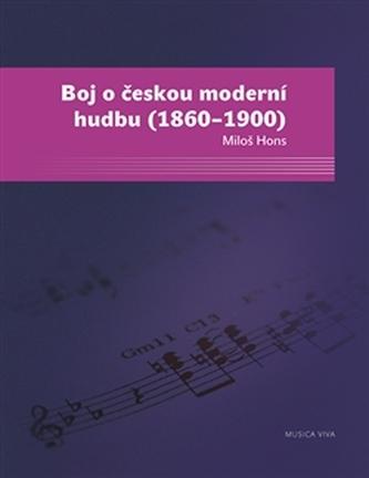 Boj o českou moderní hudbu - Miloš Hons