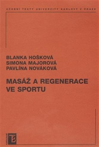 Masáž a regenerace ve sportu