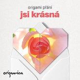 Origami přání - Jsi krásná