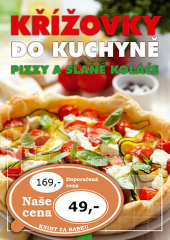 Křížovky do kuchyně - Pizzy a slané koláče