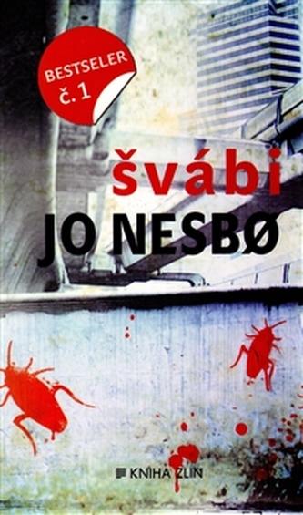 Švábi /brož./ - Jo Nesbø