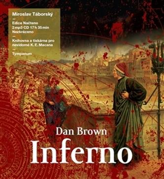 Inferno - CD - Dan Brown