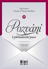 Pozvání k překladatelské praxi