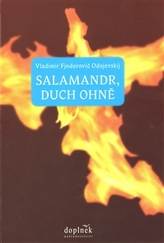Salamandr, duch ohně