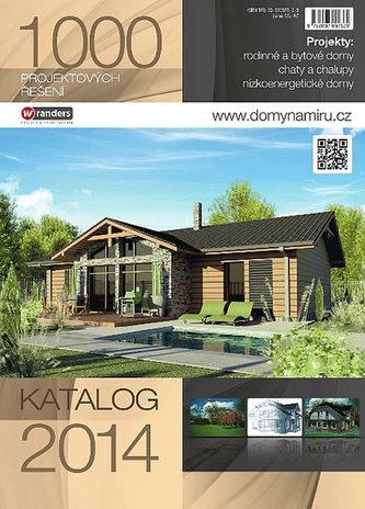 Domy na míru - Katalog 2014 - 1000 projektových řešení