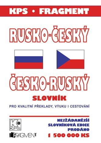 Rusko-český a česko-ruský slovník PVC