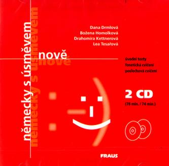 Německy s úsměvem nově 2CD - Dana Drmlová