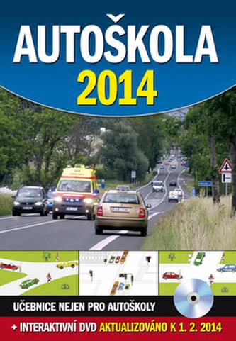 Autoškola 2014 + DVD
