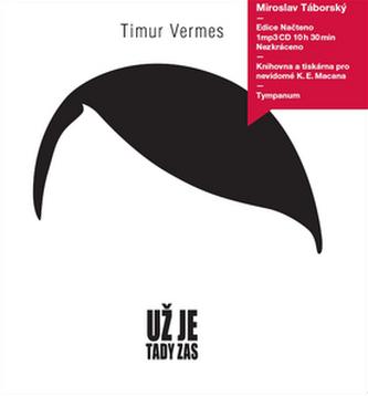 CD - Už je tady zas - Timur Vermes