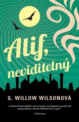 Alif, neviditelný