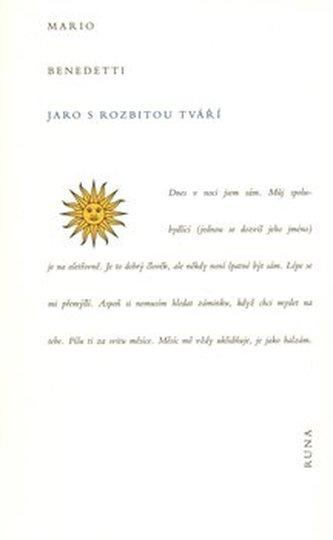 Jaro s rozbitou tváří - Mario Benedetti