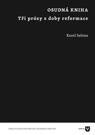 Osudná kniha - Karel Sabina