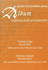 Album pozdně středověkého písma XII/3