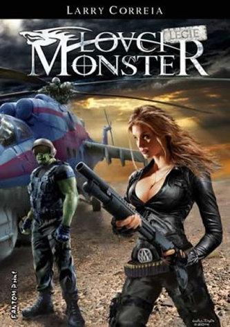 Lovci monster - Legie
