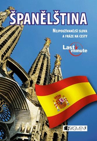 Španělština - Last minute - Magda Váňová