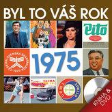 Byl to Váš rok 1975 - DVD+kniha
