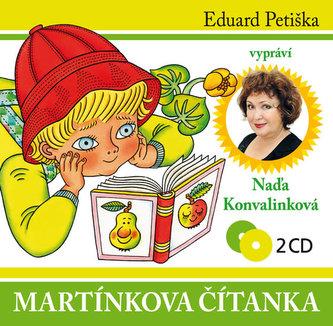 Martínkova čítanka - 2 CD (Čte Naďa Konvalinková)