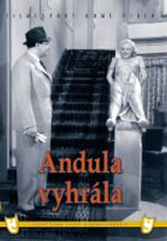 Andula vyhrála - DVD box