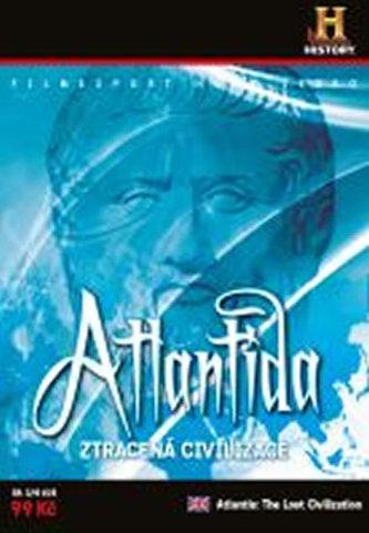 Atlantida: Ztracená civilizace - DVD digipack