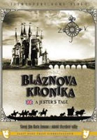Bláznova kronika - 2 DVD - digipack v šubru - neuveden
