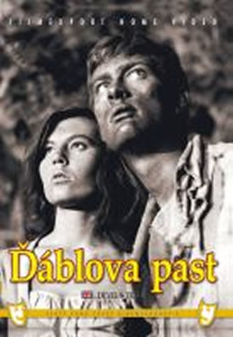 Ďáblova past - DVD box