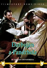 Dařbuján a Pandrhola - DVD box