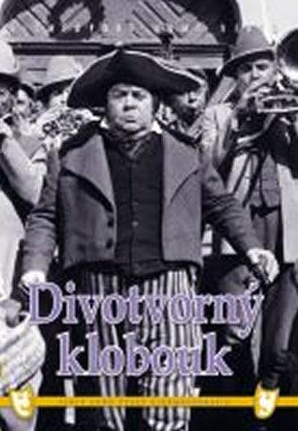 Divotvorný klobouk - DVD box