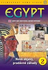 Egypt: Nové objevy, pradávné záhady 2. - DVD digipack