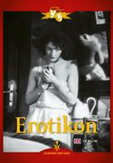 Erotikon - DVD digipack