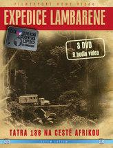 Expedice Lambarene 1.- 3. - 3 DVD - digipack v šubru