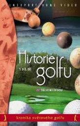 Historie golfu 1.- 2. - DVD box
