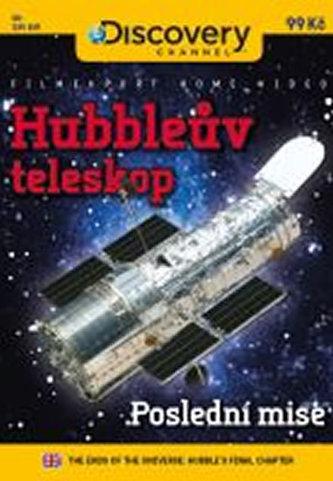 Hubbleův teleskop: Poslední mise - DVD digipack - neuveden