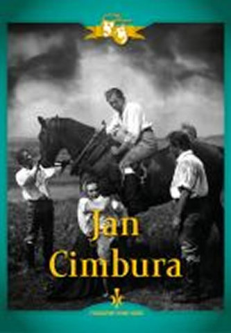 Jan Cimbura - DVD digipack - neuveden