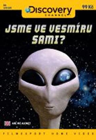 Jsme ve vesmíru sami? - DVD digipack