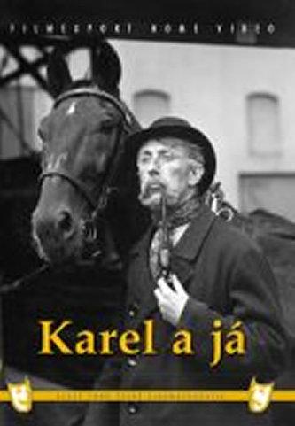 Karel a já - DVD box