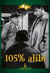 105% alibi - DVD digipack