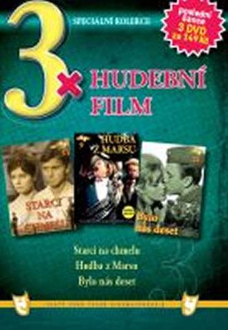 3x DVD - Hudební film